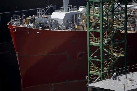 Hyundai Heavy working to ease regulators' concerns over merger