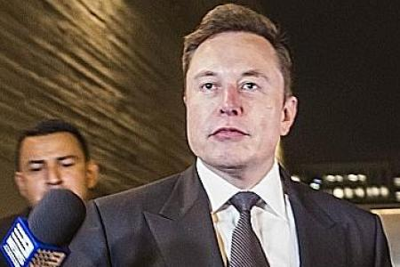 Musk says 'pedo guy' tweet not meant literally