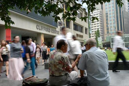Retirement in Singapore