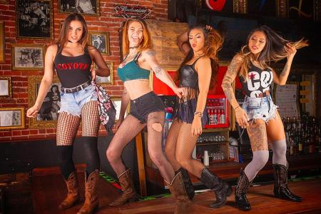 Calling for Coyotes as Coyote Ugly Saloon opens in Singapore