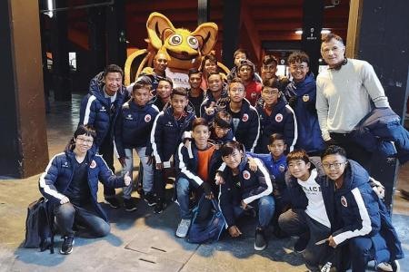 Aleksandar Duric: The Valencia way to Goal 2034