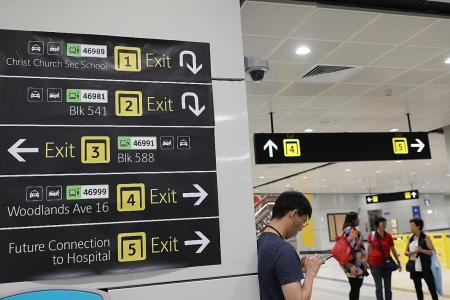 Circle Line is 'focal point' in new MRT map