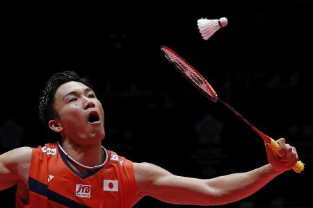 Kento Momota breaks Lee Chong Wei's record with 11th title of the year