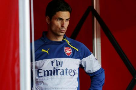 Arteta will be 'ruthless' in order to rebuild Arsenal