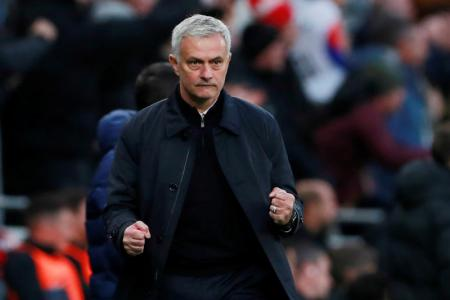 I'm 100% Spurs: Mourinho plays down emotions ahead of Chelsea meeting