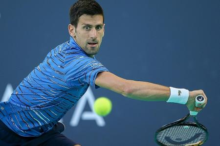 Novak Djokovic is driven by a lasting legacy, not trophy-hunting