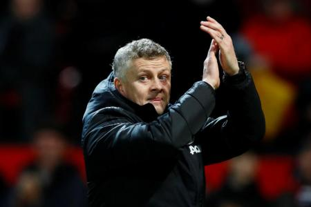 Solskjaer admits they are 'a bit further behind' in rebuilding work