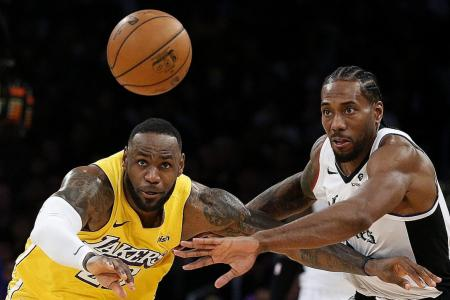 Kawhi Leonard gives Clippers edge over Lakers in Battle of LA