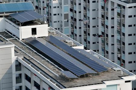 HDB aims to more than double solar capacity by 2030