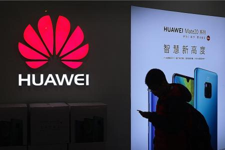 Huawei expects tough road ahead after sales fall short