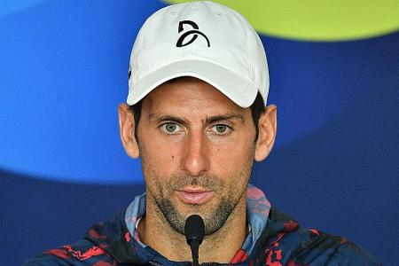 Novak Djokovic leads calls for ATP Cup, Davis Cup to merge