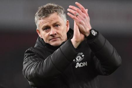 Solskjaer: Van Persie has no right to criticise my managerial style