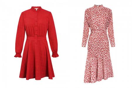 Steal the style spotlight at Chinese New Year with these collections