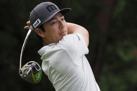 Ryo Ishikawa swings back to SMBC Singapore Open