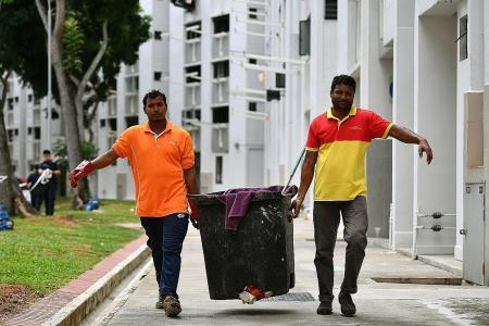 Two women offer to adopt infant found in rubbish bin