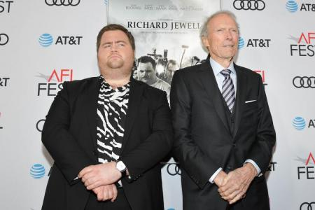 Clint Eastwood defends Richard Jewell from criticism