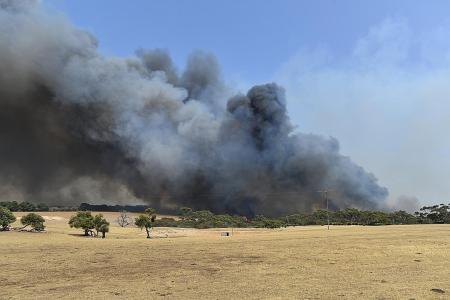 Aussie army urges residents to leave as heatwave brings renewed misery