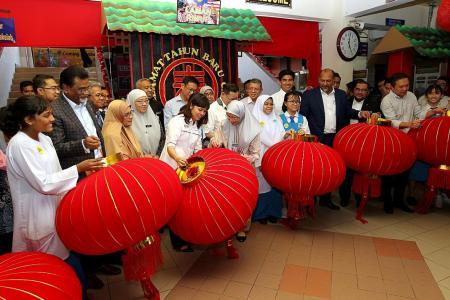 Malaysia's Cabinet tells school it is okay to put CNY lanterns back up