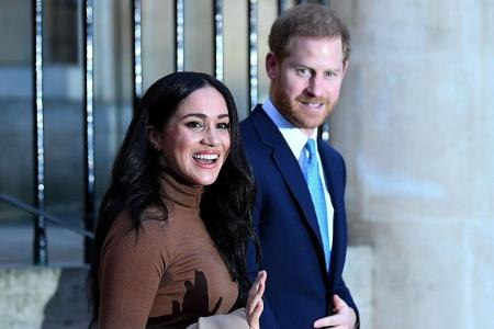 Harry, Meghan quit royal front-line in shock move