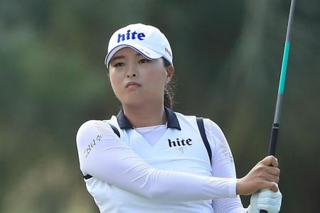 Olympics the next target for world No. 1 Ko Jin Young