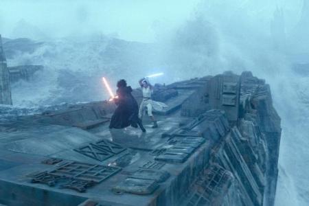 'Exciting' to work on Rise Of Skywalker, says local animator