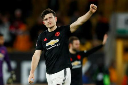 Maguire return a timely boost for Man United