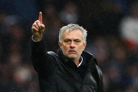 Not confident? Then stay at home, Mourinho tells Spurs players