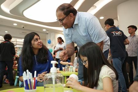 Libraries have become critical common spaces in society: Iswaran