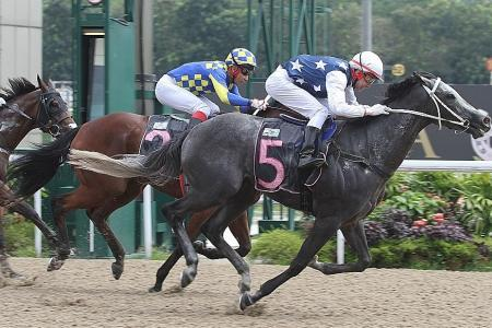 ZX Tan secures first win