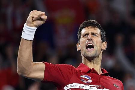 No clear favourite for Australian Open, says Novak Djokovic