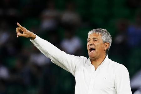 Barcelona appoint Setien as coach after sacking Valverde