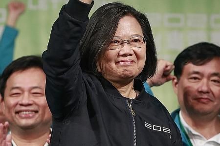 Taiwan President: Invasion would be 'very costly' for China