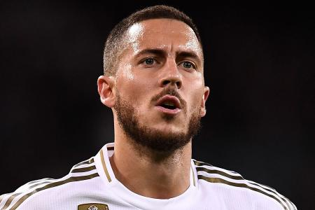 I gained 5kg while on holiday: Eden Hazard