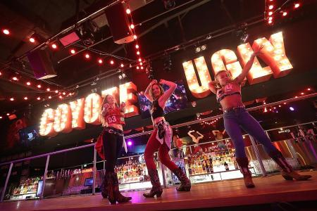 Coyote Ugly Saloon is a woman's world, says brand's founder