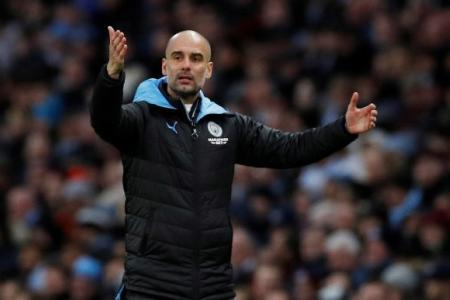 Guardiola's birthday ruined as Palace snatch point