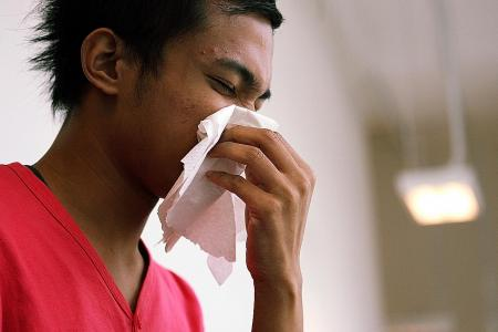 How to make your allergies go away when spring cleaning for CNY