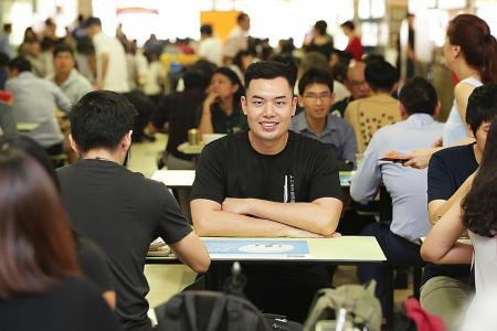 Experienced hawkers to mentor those wanting to start own business
