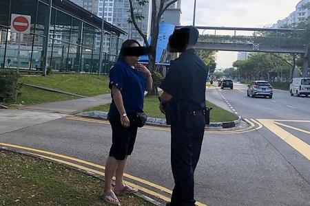 Grab driver takes passengers to police over 'intimate behaviour'