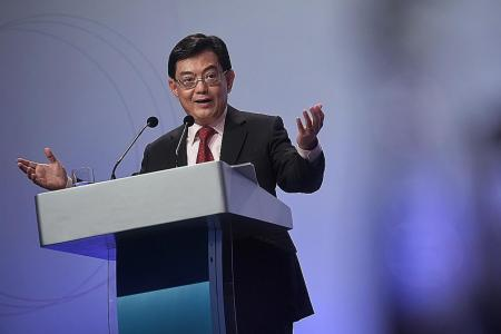 4G leaders to work with Singaporeans to design policies: DPM Heng