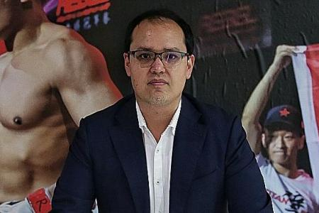 Rebel Fighting Championship aims to be a mix of UFC and WWE