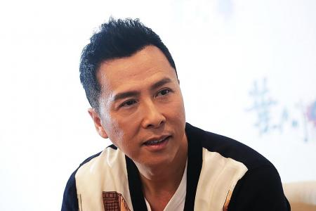 How getting 'fat' for new CNY film helped Donnie Yen become more fit