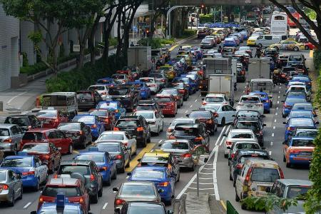 COE price for motorcycles surges, other categories end mixed