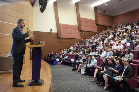 Education will help S'pore to 'ride new technological wave'
