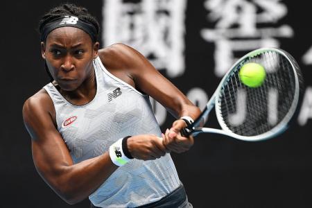 Serena Williams: I was nowhere near Coco Gauff's level when I was 15
