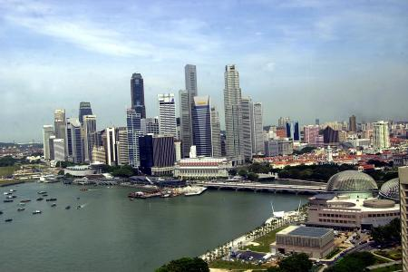 Singapore ranked fourth least corrupt country in the world
