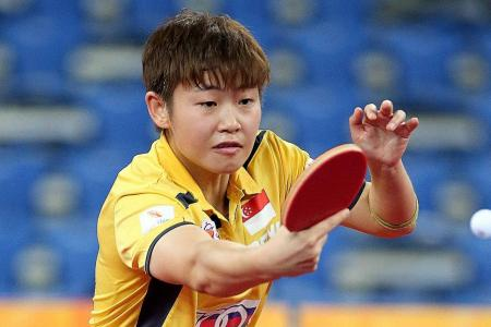 Singapore's women's table tennis team make it to Tokyo Olympics