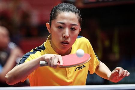 Singapore's women's table tennis team make it to Tokyo Olympics