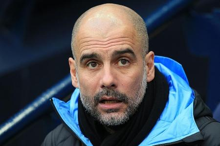 Pep Guardiola: We need more fan support against Manchester United