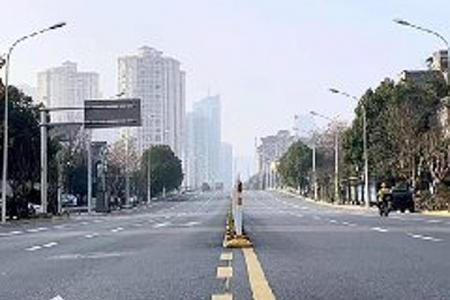 Singaporean in Wuhan says city is calm, supermarkets are well stocked