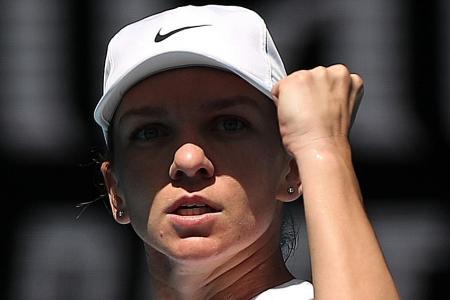 Simona Halep sounds warning ahead of semi-final with Garbine Muguruza